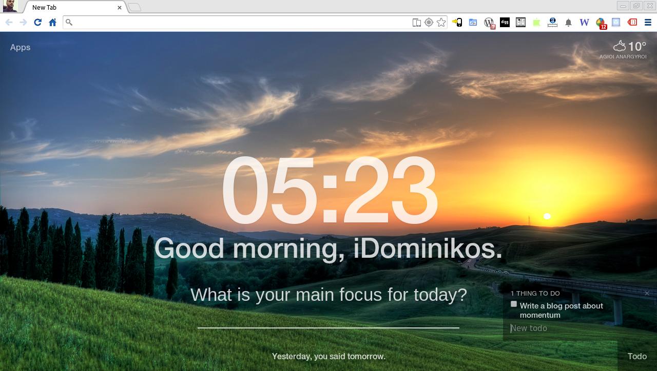 New Tab - Google Chrome_096