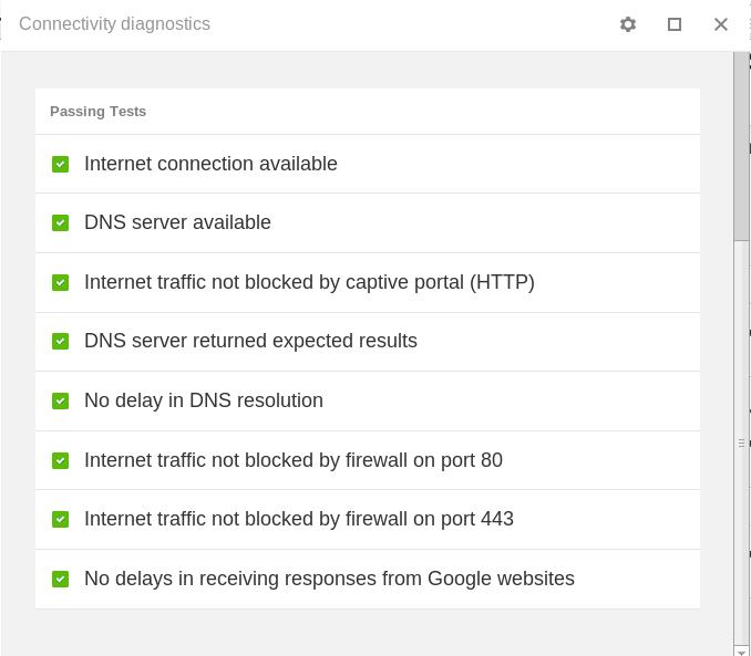 Εφαρμογή της Google σε βοηθάει να λύσεις προβλήματα σύνδεσης μέσω του Chrome