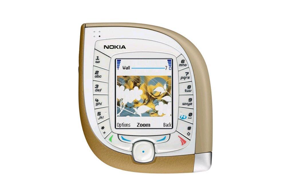 Nokia7600