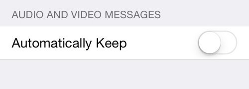 automaticallykeepmessages