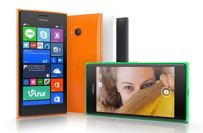Lumia 735 - Photo 1