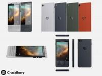 BlackBerry Vienna: Τα πρώτα renders του δεύτερου Android smartphone της εταιρείας