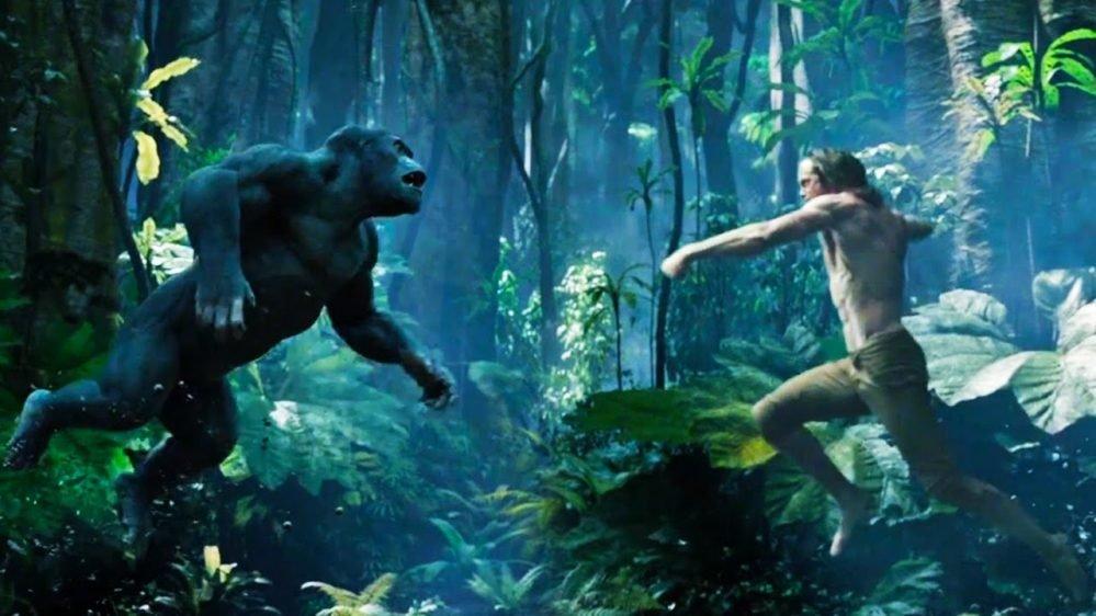 Ανακοινώθηκε το trailer του The Legend of Tarzan