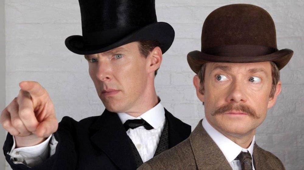 Η επιστροφή του Sherlock είναι γεγονός!