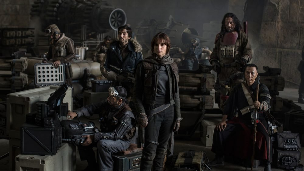 Rogue One A Star Wars Story : Ανακοινώθηκε το πρώτο trailer