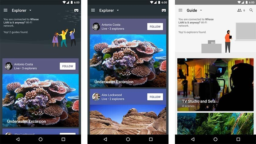 Android εφαρμογές