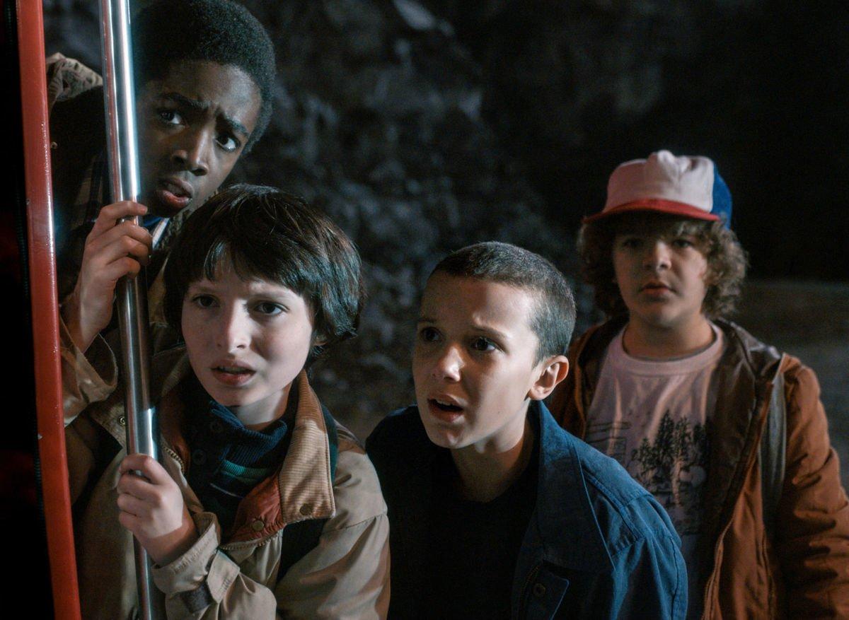 Τέτοιο cast παιδιών είχαμε να δούμε απο το Stand by Me