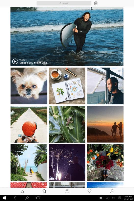 Το Instagram έφτασε επιτέλους σε Windows, όμως θέλει πολλές βελτιώσεις