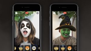 Facebook: Λανσάρει τρομακτικά φίλτρα με θέμα το Halloween στο live video