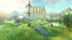 40 λεπτά Zelda: Breath of the Wild