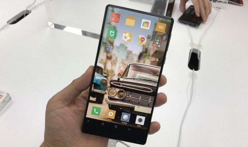 To νέο Xiaomi Mi Mix