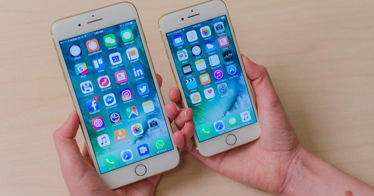 Τα νέα iPhone 7 & iPhone 7 Plus
