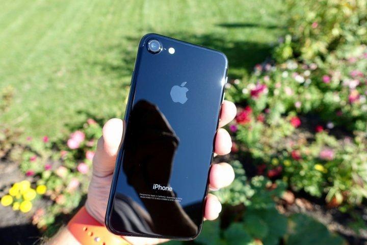 Το iPhone 7 σε Jet Black