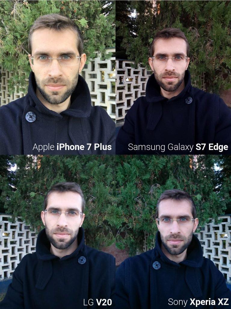Μεγάλες οι διαφορές απο κάμερα σε κάμερα