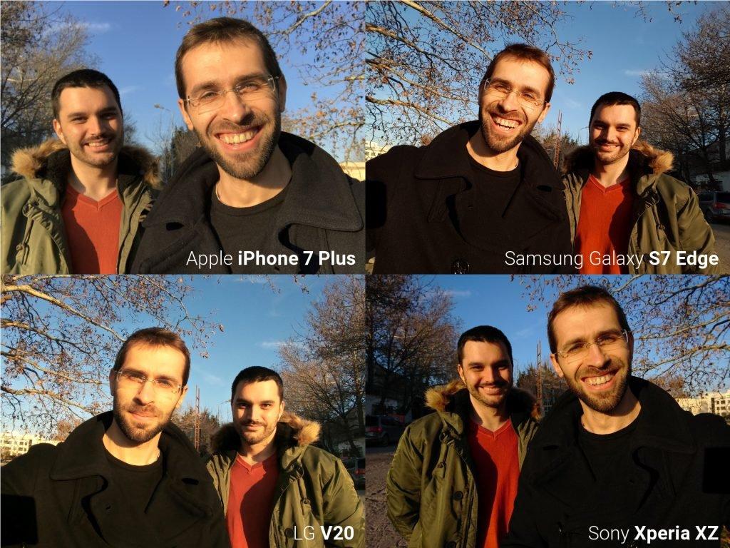Τί πιό συνηθισμένο απο τις ομαδικές selfies;