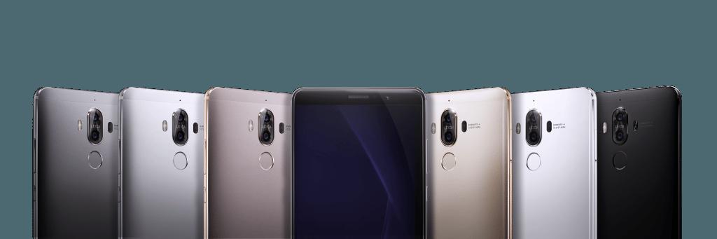 Το κορυφαίο Huawei Mate 9 ήρθε στην ελληνική αγορά 1