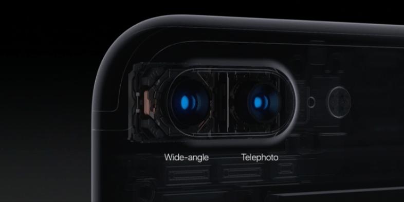 Μην ξεχνάμε, ότι το iPhone 7 Plus ενσωματώνει διπλή κάμερα