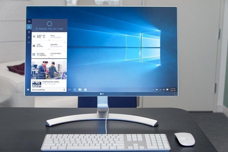 Ένα 4Κ monitor της LG