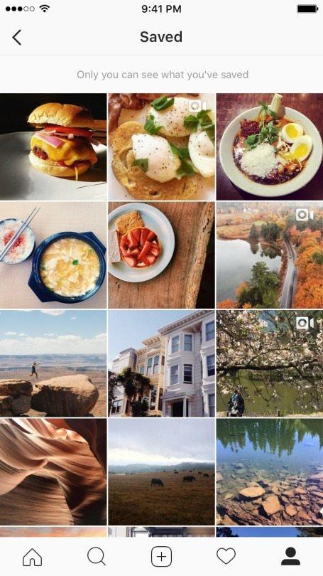 Instagram : Έχεις πλεόν την δυνατότητα να αποθηκεύσεις τις φωτογραφίες άλλων, στην προσωπική σου συλλογή 2