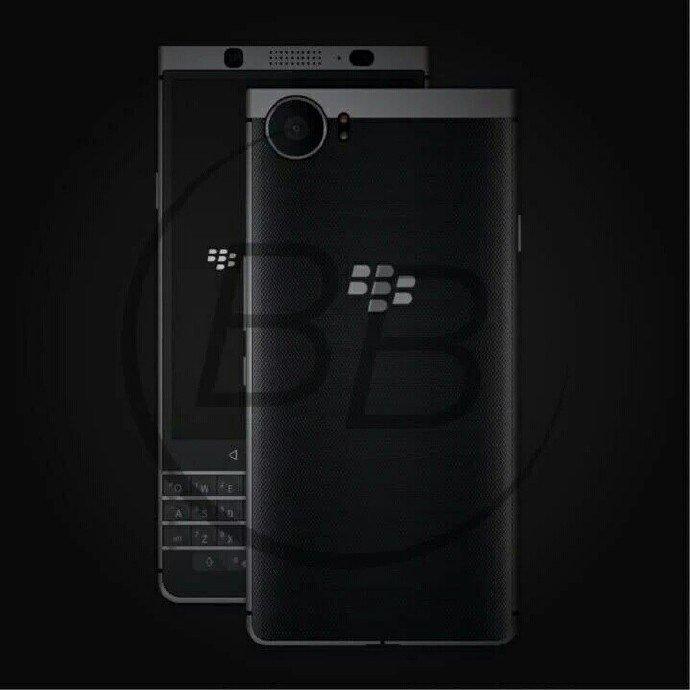 Νέες φωτογραφίες του BlackBerry DTEK70 (Μercury) 1