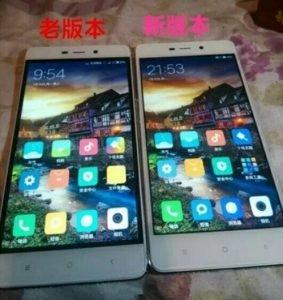 Νέα έκδοση του Xiaomi Redmi 4 με μικρότερα bezels 1