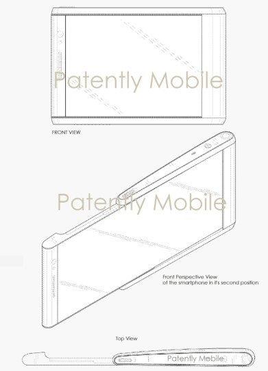 Νέες πατέντες της Samsung φέρνουν εύκαμπτες οθόνες; 1
