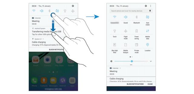 Samsung Galaxy S6: Δείτε ποια χαρακτηριστικά θα προστεθούν με την αναβάθμιση σε Nougat 2