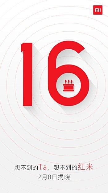 Xiaomi Redmi Note 4X: Παρουσιάζεται επίσημα την ημέρα του Αγίου Βαλεντίνου