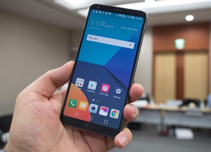 LG G6: Ισχυρότερο με τον (παλαιότερο) Snapdragon 821, παρά με τον 835! 2