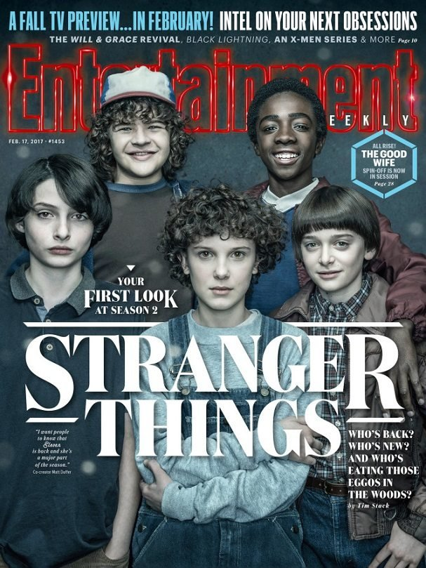 Stranger Things 2: Νέες φωτογραφίες! 7