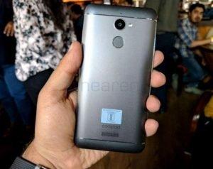 Πρεμιέρα έκανε σήμερα στην Ινδία το νέο Coolpad Note 5 Lite 1