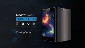 MAZE Blade: Ο «δολοφόνος» των budget συσκευών κυκλοφόρησε!