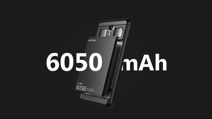 Ulefοme Power 2: Αξιοπρεπέστατη κατασκευή και με θηριώδη μπαταρία των 6050mAh! 1