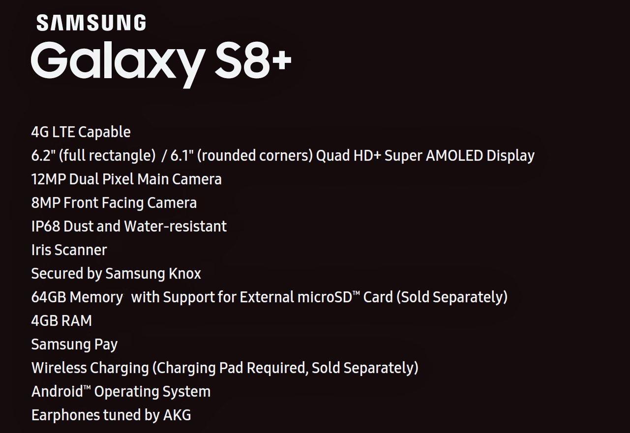 Μάθε τα πάντα για τα Samsung Galaxy S8/S8+ στην πρώτη πλήρη ανάλυση φωτογραφιών & χαρακτηριστικών από το techingreek.com! 4