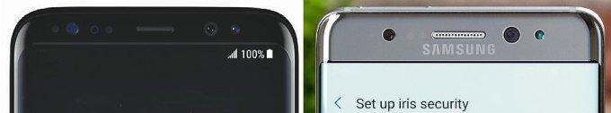 Μάθε τα πάντα για τα Samsung Galaxy S8/S8+ στην πρώτη πλήρη ανάλυση φωτογραφιών & χαρακτηριστικών από το techingreek.com! 2