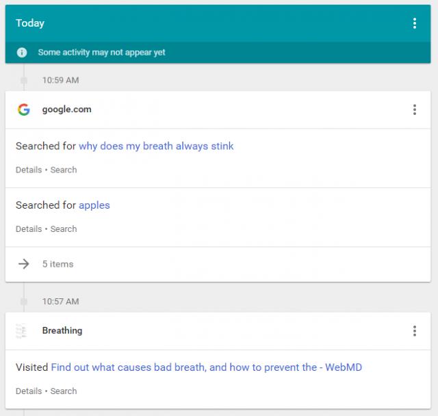Αυτά γνωρίζει η Google για σένα και πως να τα εξαφανίσεις! 2
