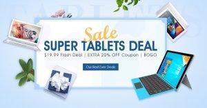 Θες γρήγορο Windows Tablet με σχεδόν 20 ευρώ; ΤΣΕΚΑΡΕ ΤΩΡΑ!