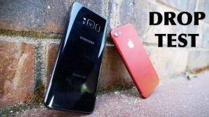 Σκληρά τεστ αντοχής για τα Galaxy S8 και red iPhone 7