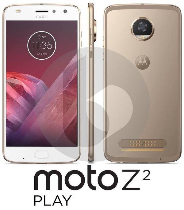 Moto Z2 Play: Διέρρευσαν οι πρώτες φωτογραφίες της συσκευής! 1