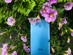 Elephone P8 Mini: Έρχεται σε κόκκινο και μπλε χρώμα 2