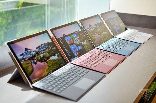 Η Microsoft εισάγει στην αγορά το νέο της Surface Pro, το ταχύτερο και πιο κομψό της tablet 1