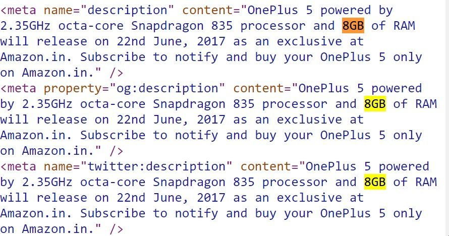 OnePlus 5: Νέα διαρροή επιβεβαιώνει ότι θα διαθέτει 8GB RAM! 1