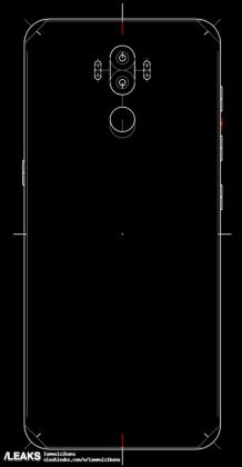 Νέα σχεδιαγράμματα δείχνουν πως το Samsung Galaxy Note 8 θα έχει σαρωτή δακτυλικών αποτυπωμάτων στο πίσω μέρος 2