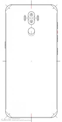 Νέα σχεδιαγράμματα δείχνουν πως το Samsung Galaxy Note 8 θα έχει σαρωτή δακτυλικών αποτυπωμάτων στο πίσω μέρος 1