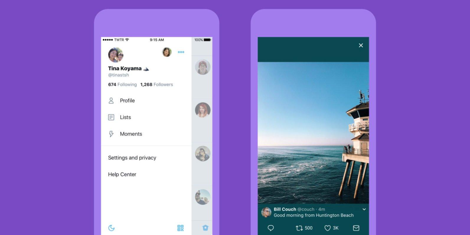 Το Twitter «αλλάζει» το interface του! 2