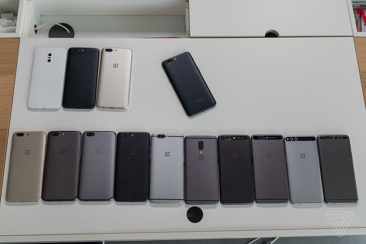 OnePlus 5: Διέρρευσαν πάρα πολλά πρωτότυπα μοντέλα! [Επίσημο] 1