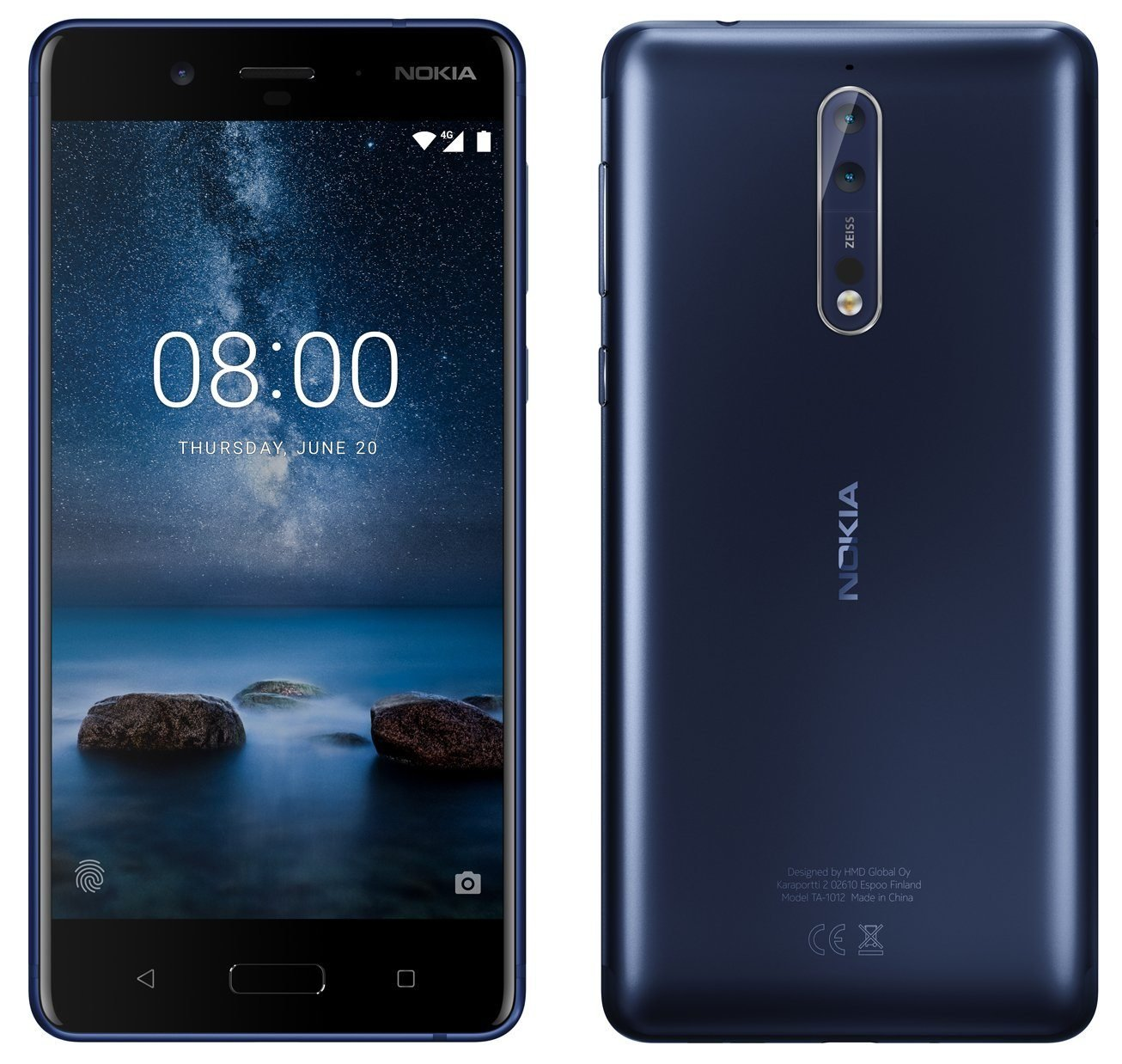 Nokia 8: Διέρρευσε με οπτικά μέρη Zeiss στην οπίσθια dual-camera! 1