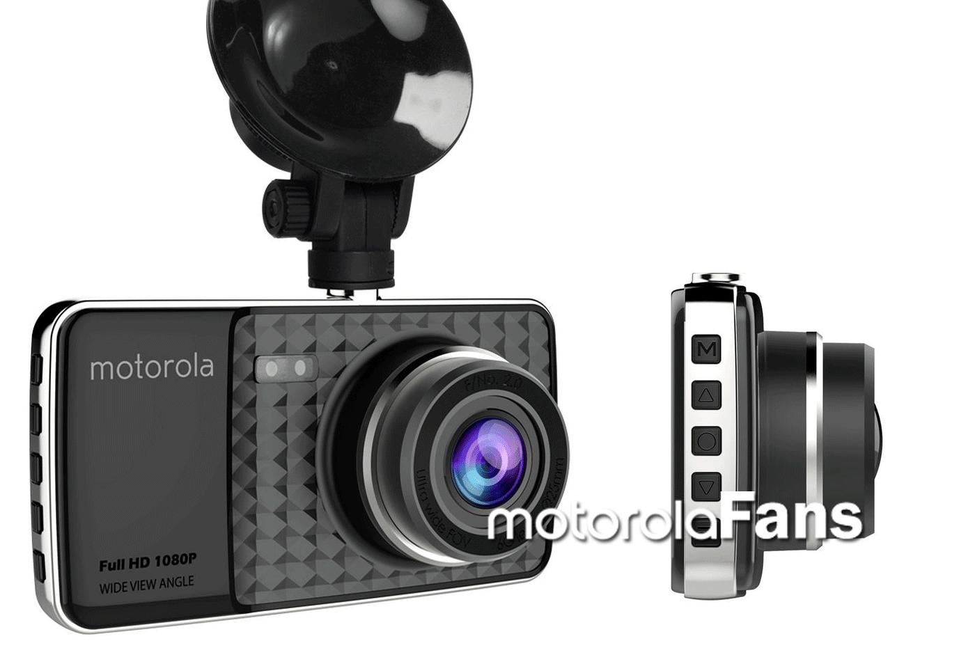 Διαθέσιμη μια νέα dash cam της Motorola με κόστος στα 99 δολάρια 1