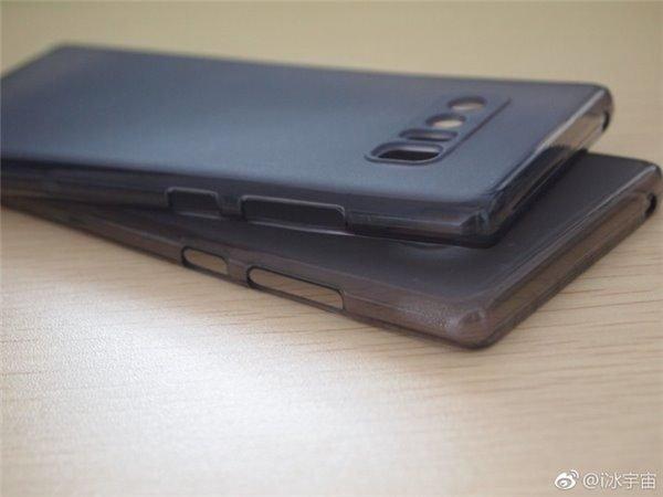 Samsung Galaxy Note 8: Φωτογραφήθηκε με μια νέα προστατευτική θήκη 3