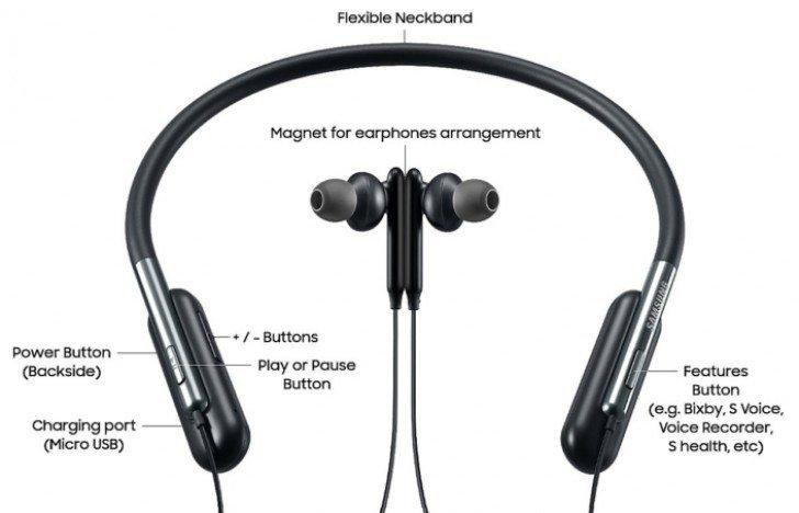 Η Samsung ξεκίνησε την πώληση των νέων ευέλικτων ακουστικών Bluetooth U flex 1